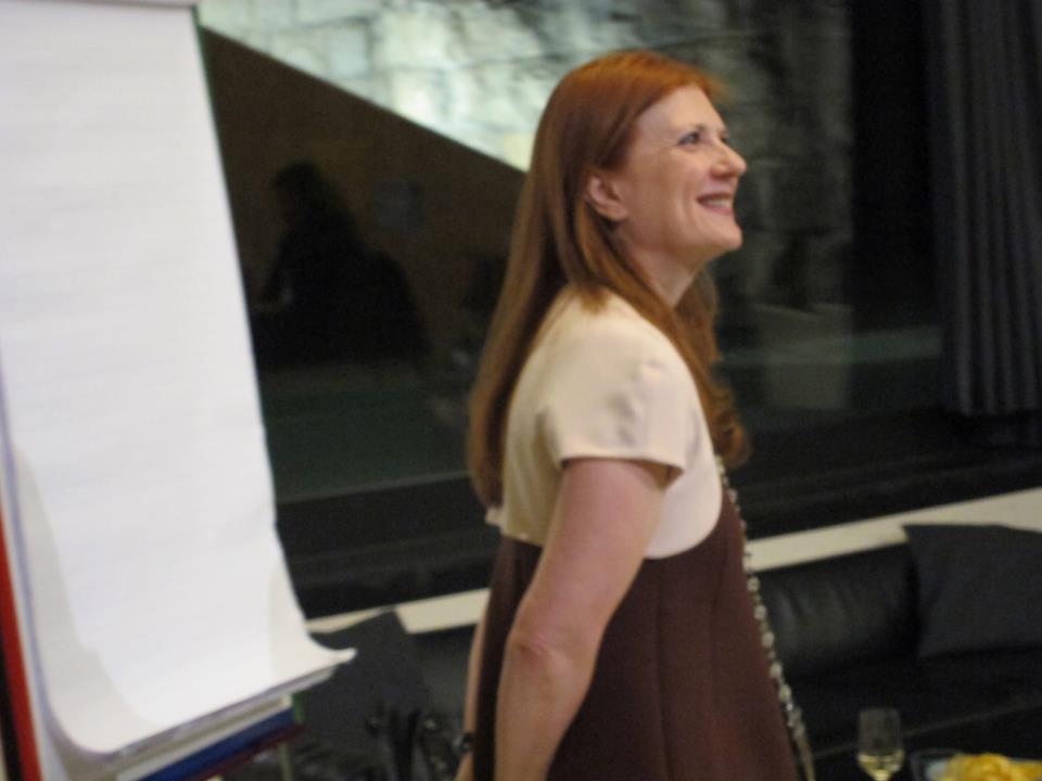 Navigating Organisational Politics I: <br />Daniela Sfameni