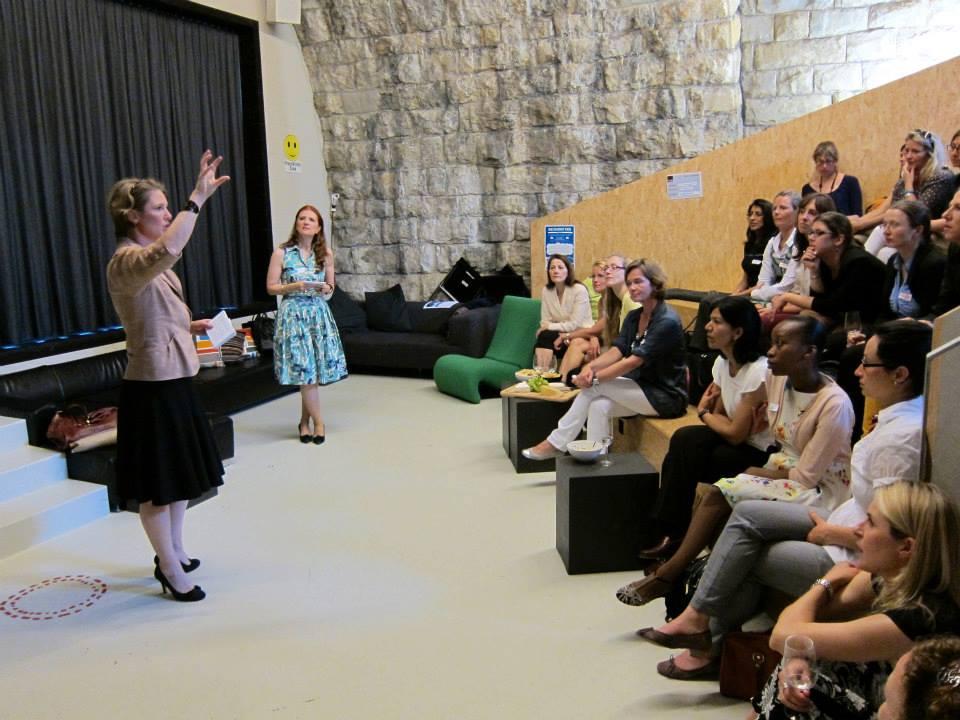 Navigating Organisational Politics II: <br />Daniela Sfameni & Louisa Robb